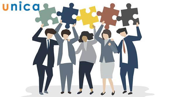 Quy trình xây dựng đội nhóm kinh doanh gắn kết & hiệu quả