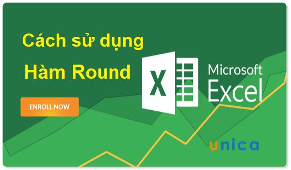 Hàm ROUND và cách sử dụng hàm ROUND trong Excel