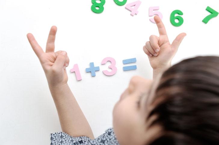 Bật mí cho mẹ cách dạy trẻ học toán theo phương pháp finger math