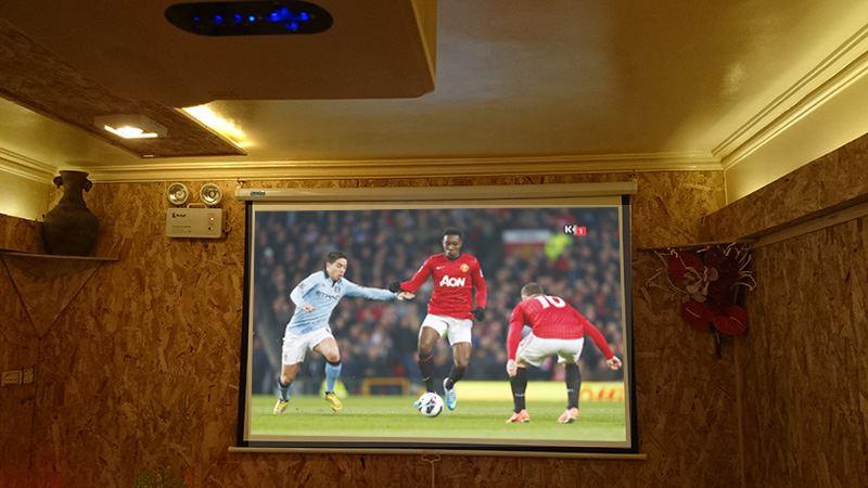 Ý tưởng kinh doanh quán cafe bóng đá hiệu quả không ngờ