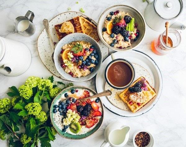 Gợi ý bữa sáng eat clean nhanh – gọn – lẹ cho quý cô bận rộn