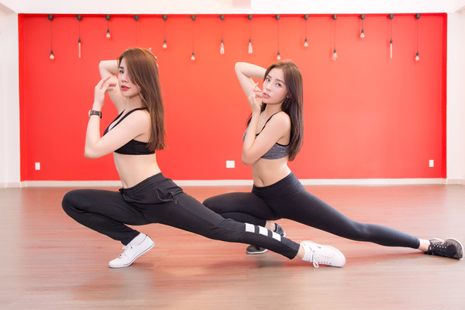 Sở hữu thân hình gợi cảm nhờ những bài nhảy sexy dance đơn giản