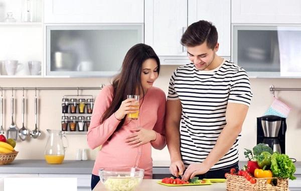 Bà bầu nên ăn gì để có đầy đủ dưỡng chất cho thai nhi