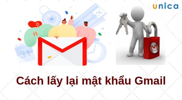 Cách lấy lại mật khẩu Gmail khi bạn quên mật khẩu tài khoản Gmail Google