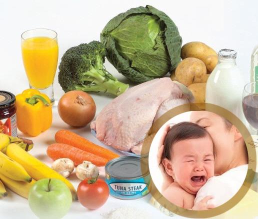 Trẻ sơ sinh bị đi ngoài mẹ nên ăn gì? Những thực phẩm tốt nhất