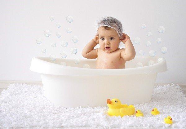 Hướng dẫn cách tắm cho bé một cách an toàn