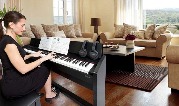 Hướng dẫn chơi đàn Piano cơ bản tại nhà cho người mới bắt đầu