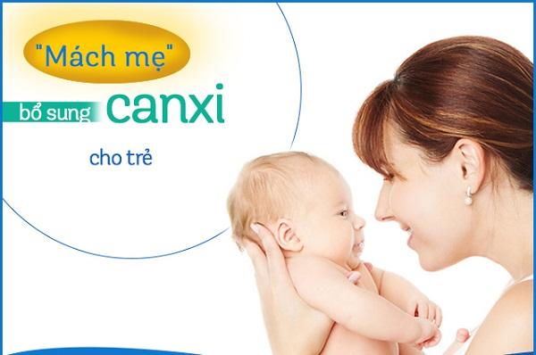 Trẻ sơ sinh thiếu canxi nên bổ sung như thế nào?