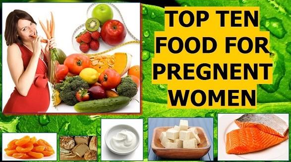 Điểm mặt 6 loại thực phẩm tốt cho bà bầu trong suốt thai kỳ