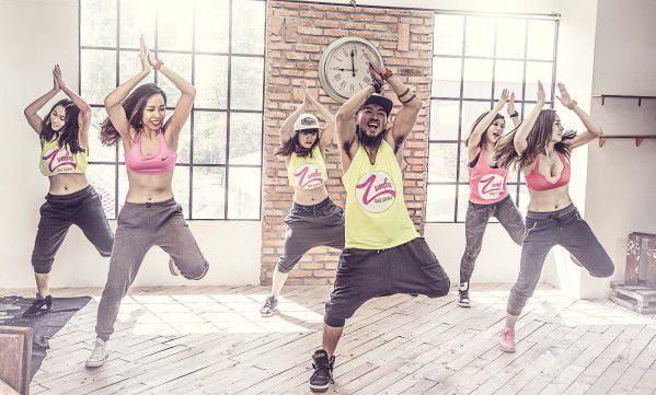Top 2 khóa học nhảy giảm cân Zumba hiệu quả trên UNICA