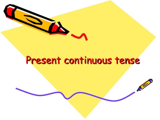 Kiến thức trọng tâm chủ yếu trong thì hiện tại hoàn thành tiếp diễn