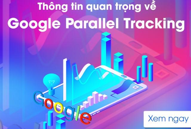Google Parallel tracking là gì?