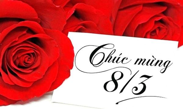 Tuyển chọn những lời chúc 8/3 cho đồng nghiệp nữ hay nhất