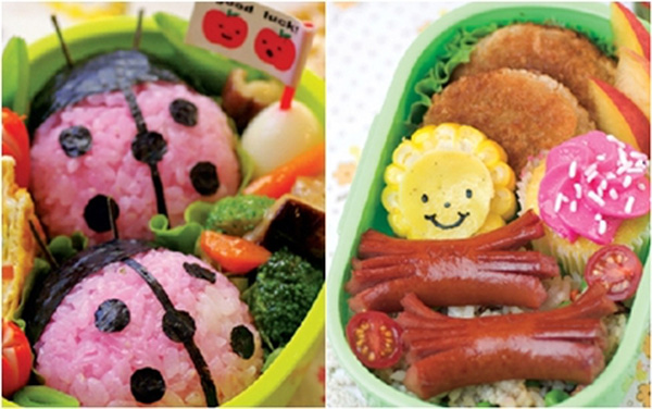 Cách nhuộm gạo để làm cơm Bento an toàn cho trẻ