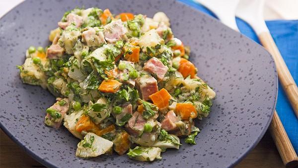 Bạn có biết: 6 loại salad Nga bổ dưỡng, thơm ngon đúng điệu chưa?