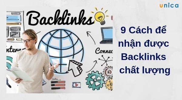 9 cách để nhận được Backlinks chất lượng