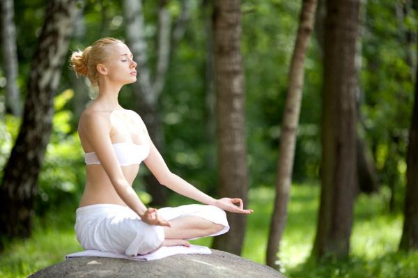 """Cách thở trong Yoga đúng dành cho """"tân binh"""""""