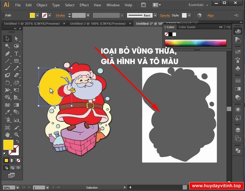 Bật mí cách chuyển hình ảnh thành vector trong illustrator