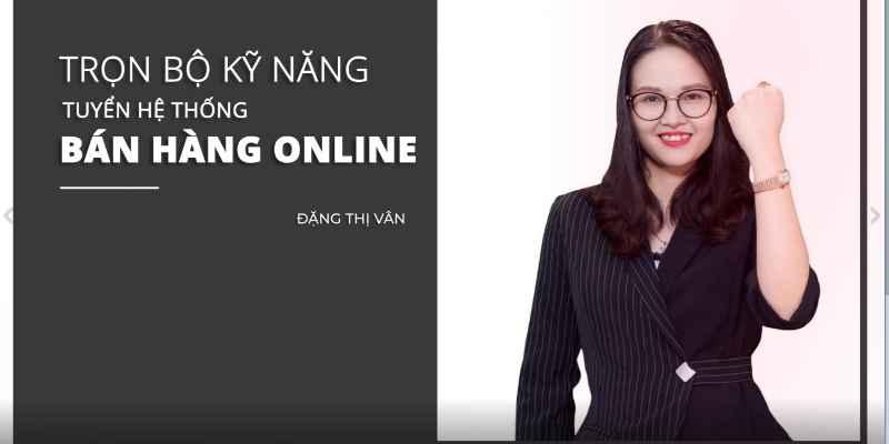 Bí quyết tăng doanh số bán hàng online nhờ kỹ năng tuyển hệ thống