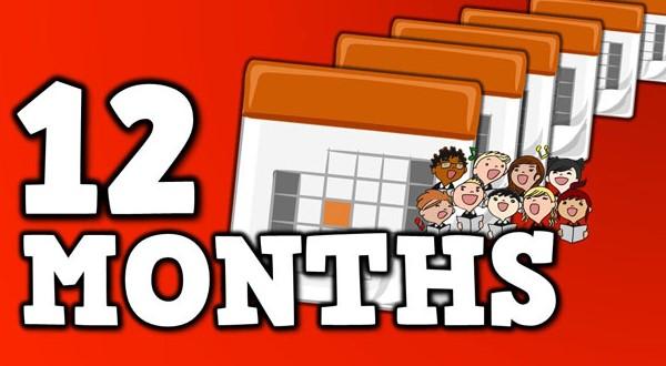 Tổng hợp từ vựng các tháng trong tiếng Anh đầy đủ, chính xác nhất