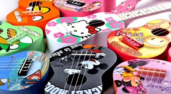 Tất tật những điều cần biết về đàn ukulele cho người mới bắt đầu