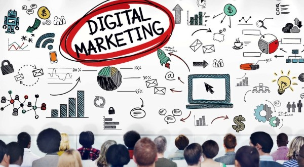 """Bật mí khóa học Digital Marketing trực tuyến giúp bạn """"hốt tiền"""" nhanh chóng, hiệu quả"""