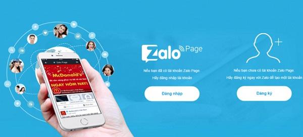 Hướng dẫn bán hàng trên Zalo Page miễn phí cho người mới bắt đầu
