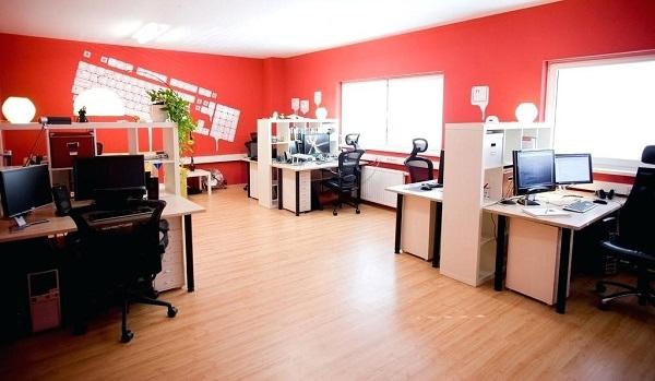 Top 4 ý tưởng thiết kế nội thất văn phòng làm việc đẹp, độc đáo mà bạn không nên bỏ qua