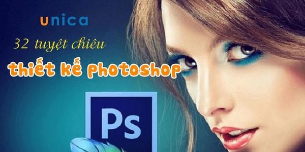 Bật mí tuyệt chiêu để trở thành nhà thiết kế Photoshop chuyên nghiệp