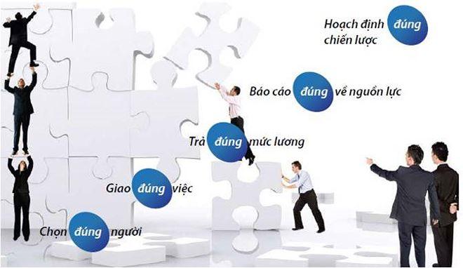 Quản trị nhân sự là gì? Cơ hội việc làm cho ngành quản trị nhân sự?