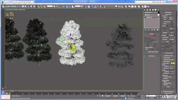 Hướng dẫn chi tiết cách Proxy trong 3Ds Max