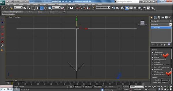 Hướng dẫn cách setting Vray 3DMax chuẩn xác, dễ dàng