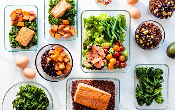 Bật mí thực đơn eat clean 7 ngày giúp giảm cân hiệu quả
