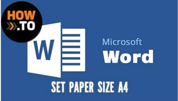 4 bước đơn giản in vừa khổ giấy A4 trong Word