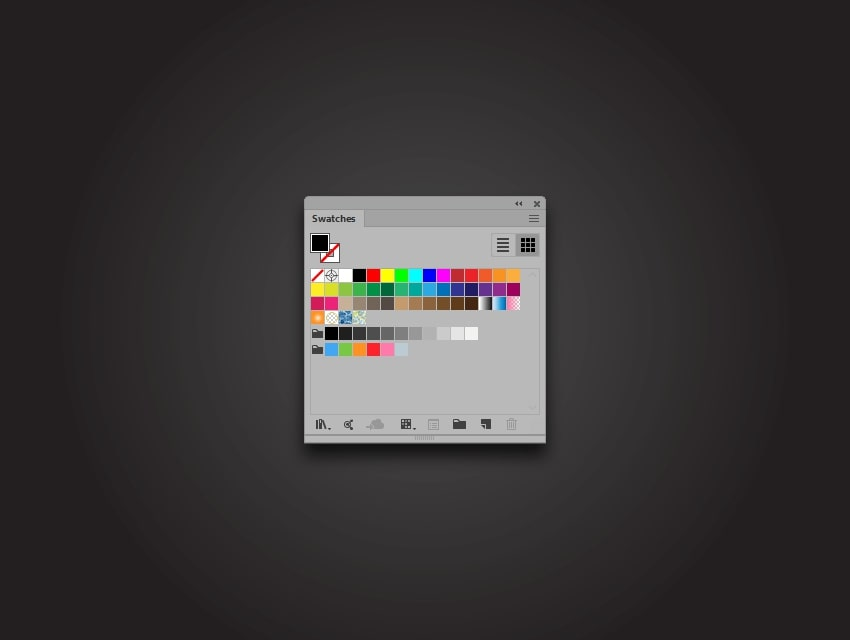 Những thông tin quan trọng về cách tạo Swatch trong Illustrator