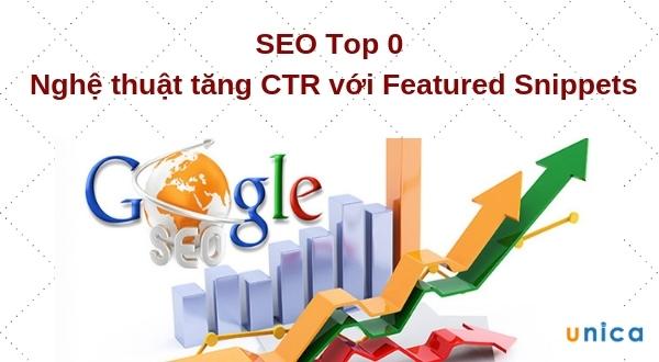 SEO Top 0 - Nghệ thuật tăng CTR với Featured Snippets