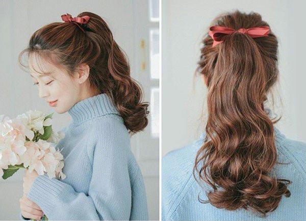 Những kiểu tóc đẹp đón Tết 2020 cho các nàng