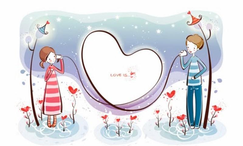 """Những câu tỏ tình đáng yêu nhất """"quả đất"""" trong ngày Valentine"""