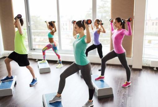 6 lợi ích khi tập Aerobic