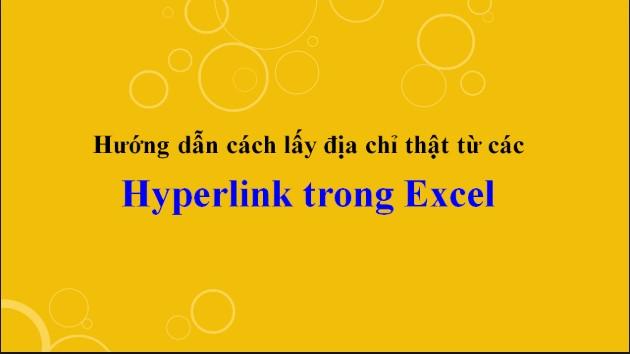 4 cách sử dụng hàm hyperlink trong Excel không phải ai cũng biết