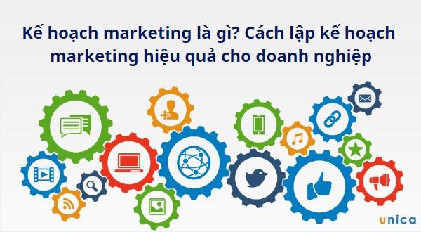Kế hoạch marketing là gì? Cách lập kế hoạch marketing hiệu quả cho doanh nghiệp