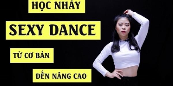"""""""Lột xác"""" bản thân với khóa học """"Học nhảy Sexy Dance từ cơ bản đến nâng cao"""""""