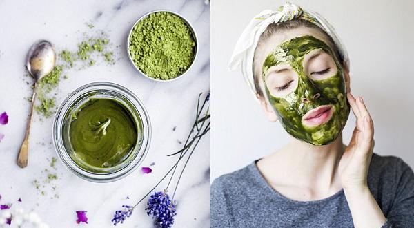 Khám phá 3 cách làm mặt nạ trà xanh trị mụn, mờ thâm hiệu quả